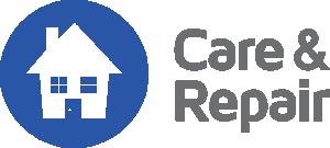 Care and Repair Logo